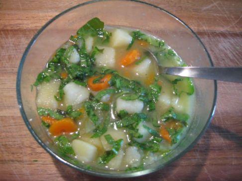Cindy's Potatoe Soup