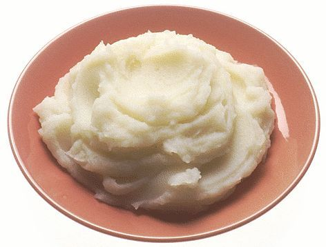 Mom's mashed potatoes