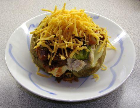 San Diego Chicken Potato