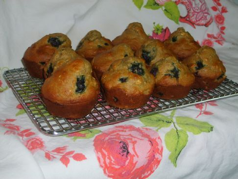 Blueberry Muffins Your good choice