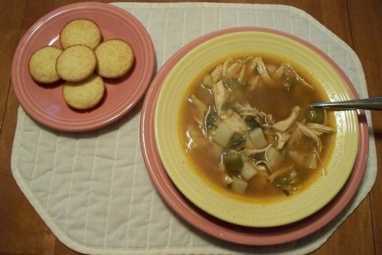 Dollbabe56's Chicken Stew