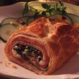 Ham Florentine Hot Pockets
