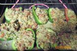 Stuffed peppers with a twist