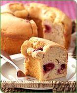Lemon-Raspberry Pound Cake