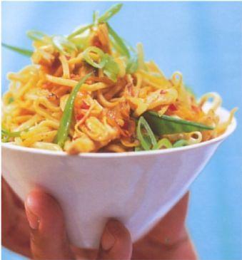 Chicken Chow Mein Wok-it (Ainsley Harriot)