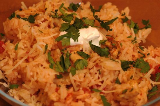 arroz con pollo (lite)
