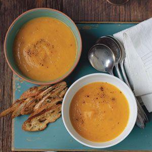 (Sides) Carrot Garlic & Celeriac Puree