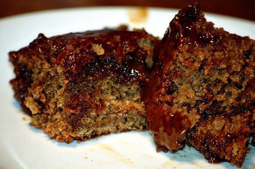 Best Ever Oatmeal Cake