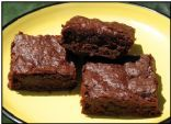 Fudgy Low-Fat Brownies