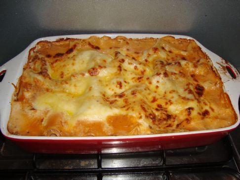 Brian's Beef Lasagna