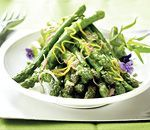 Roasted Asparagus with Fresh Tarragon