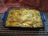 Lenten Tuna Lasagna