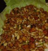 Kate's Crispy Tofu Lettuce Wraps
