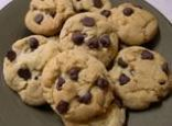 Healthiest chocolate chip cookies