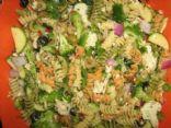 Italian Pasta and Veggie Salad