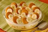 Nearly Fat Free Banana Pudding