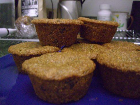 Val's Banana Bran Muffins