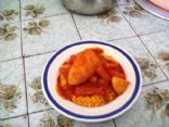Tunisian Couscous