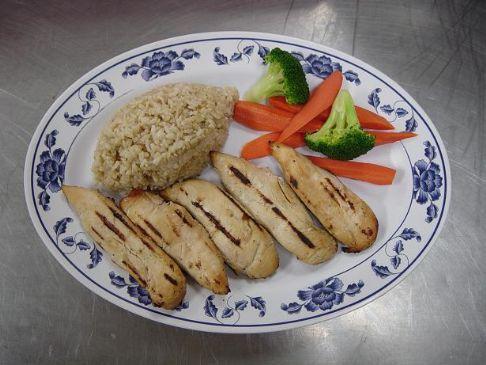 Sanpeter County Chicken