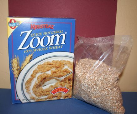 Zoom Breakfast Granola