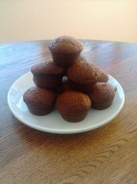Kati's gluten free pumpkin muffins