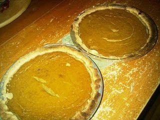 Scrumptious Pumpkin Pie