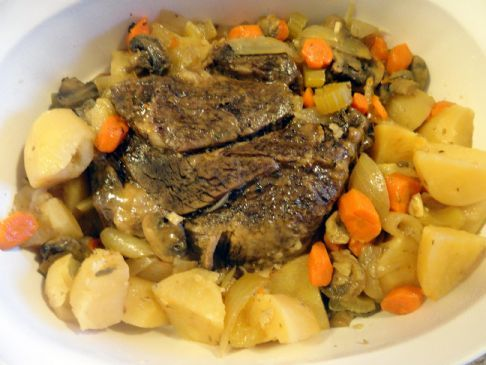 Basic Pot Roast