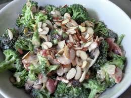 Protein Punch Broccoli Salad