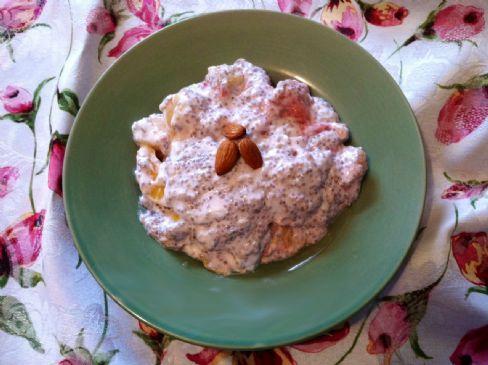Quick n' Easy: Chia Seed Ambrosia Porridge