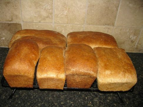 Pillsbury Whole Wheat Bread