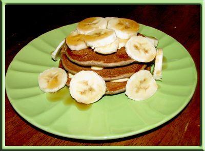 Better Buckwheat Pancakes