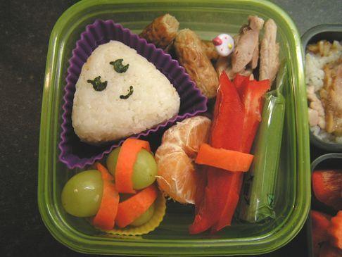 Chicken Onigiri
