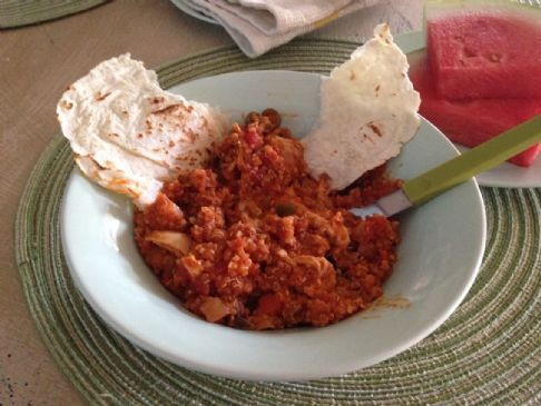 Mexican Quinoa with Chicken
