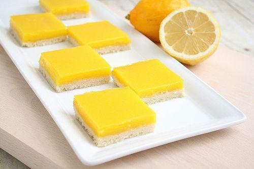 Tracy's Culinary Lemon Bars