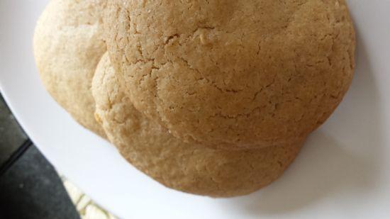 No Butter Sugar Cookies