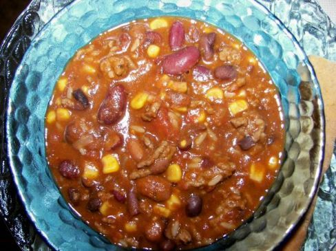 Firewater Chili Contemporary Southwest Native American