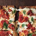 Cherry Tomato Pizza Margherita