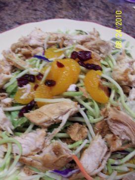 Asian Chicken Toss Salad