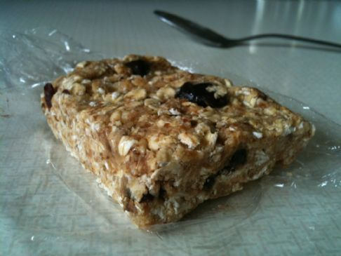 No-Cook Protein Bar