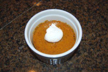 Pumpkin Pie Ramekins