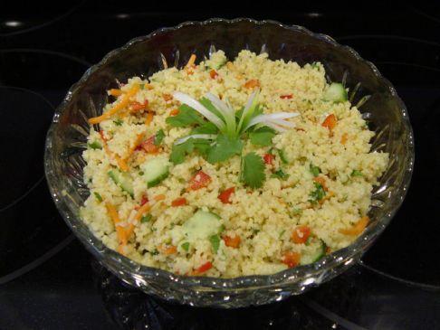 Cold Cous Cous Salad