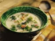 Chicken Broccoli Potato Soup