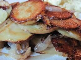 Fried Taters & Onions