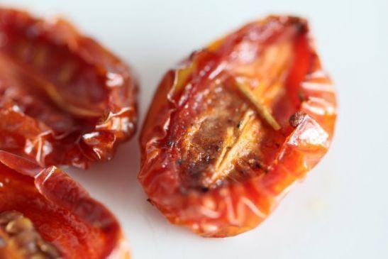 Sun blushed tomatoes