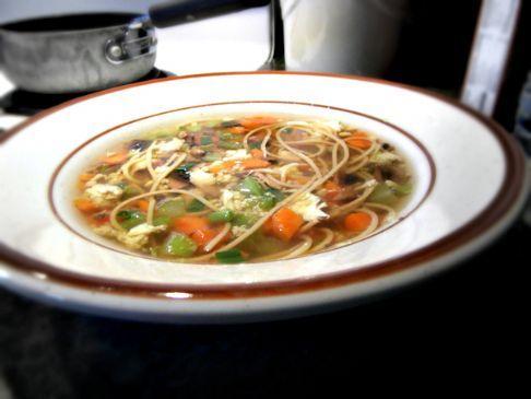 Oriental Noodle Soup
