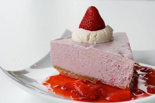 PPK Raw Strawberry Cheesecake