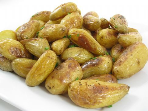Fingerling Roasted Potatoes
