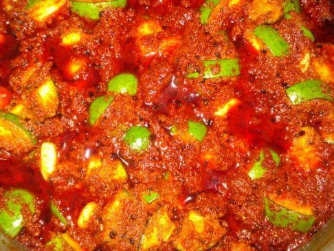 Aaji's Pickle Masala & Mango/Lemon Pickle