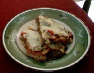 South Beach Meatza Pizza