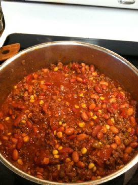 Lori's Calico Chili